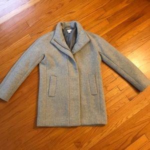 J. Crew City Wool Coat